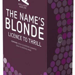 iQ The Name's Blonde