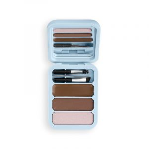 Make Up Obsession Brow Kit Medium to Dark Brown