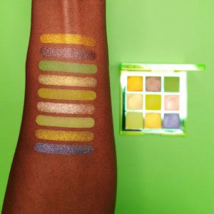Make up Revolution Viva Neon Eyeshadow Pallet up all Night