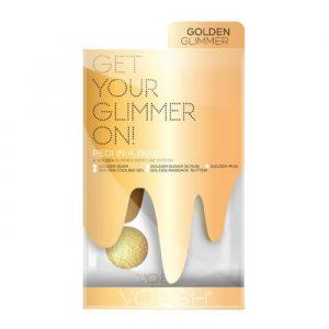 Voesh Pedi in a box 5 Step Golden Glimmer