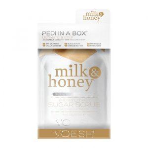 Voesh Pedi in a box Ultimate 6 Step Milk & Honey