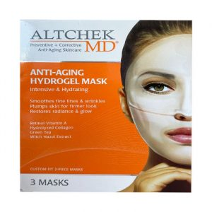 Altchek Anti Ageing Hydrogel Mask x3