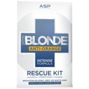 System Blonde Rescue Kit Anti Orange