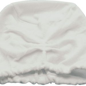 Equalite Towelling Turban, White