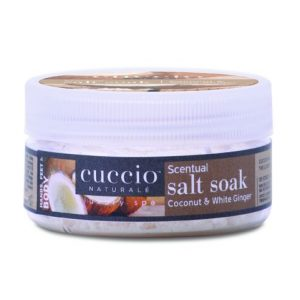 Coconut & White Ginger Scentual Salt Soak 45g (1.6oz)