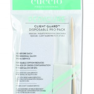 Pedicure Client Guard Disposable Pro Pack